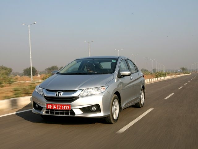 2014 Honda City Tracking