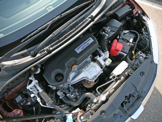 2014 Honda City Diesel Engine
