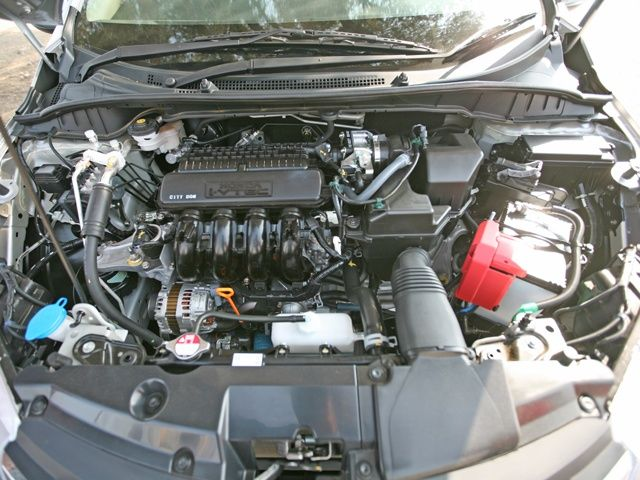 2014 Honda City Petrol Engine
