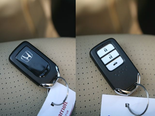 2014 Honda City key fob
