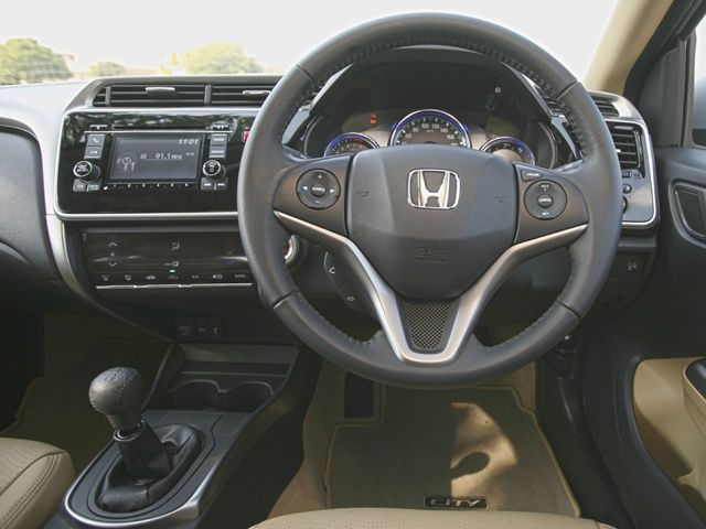 2014 Honda City steering Wheel