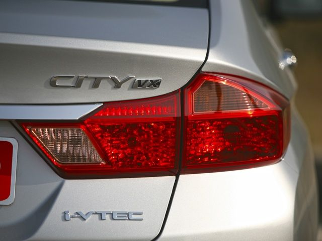 2014 Honda City tail lamps