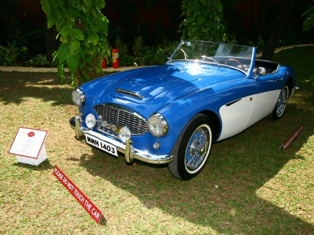 3rd Cartier 'Travel with Style' Concours d'Elegance 2013