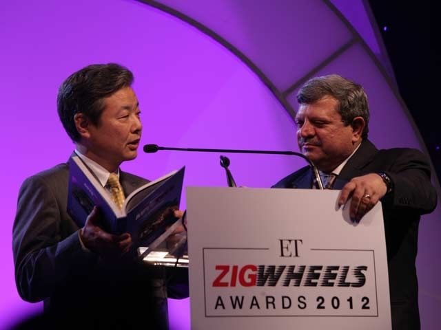 2012 ET ZigWheels Car and Bike Awards Ceremony