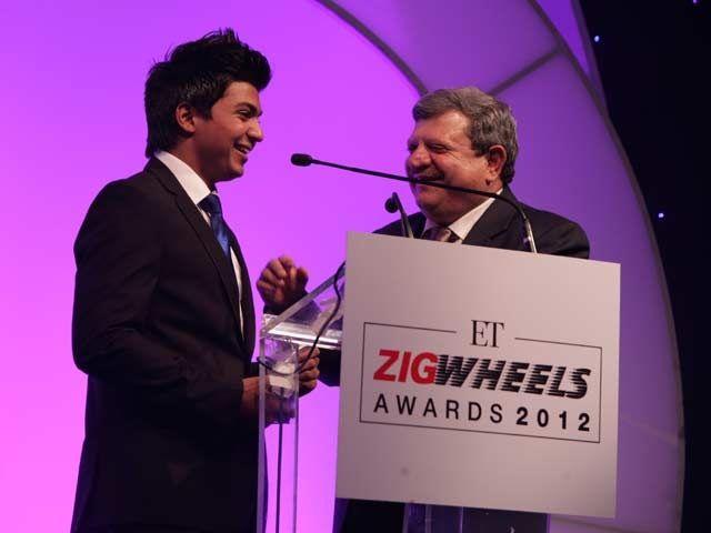 2012 ET ZigWheels Car and Bike Awards Ceremony