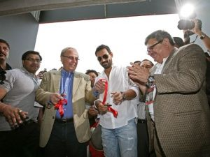 2013 Mumbai International Motor Show Inauguration