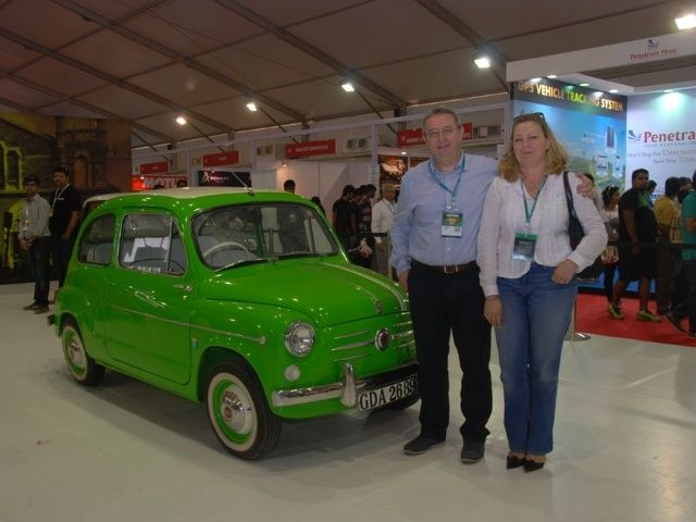 Classics stand at 2013 MIMS