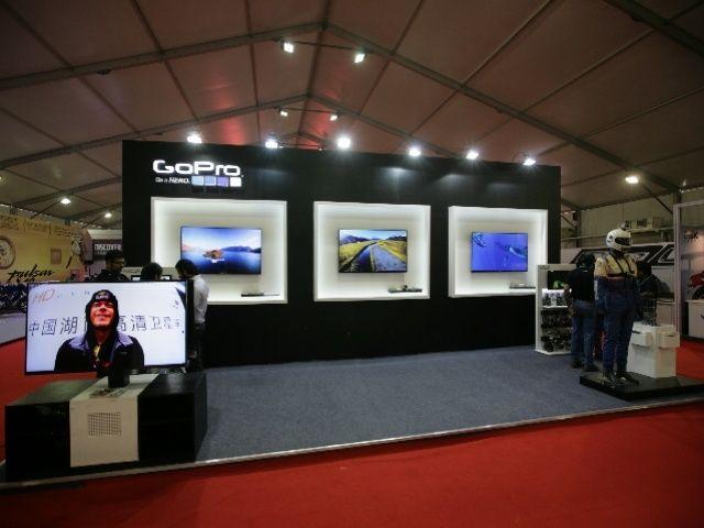 GoPro stand