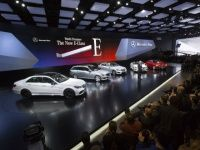 Mercedes-Benz at 2013 Detroit auto show