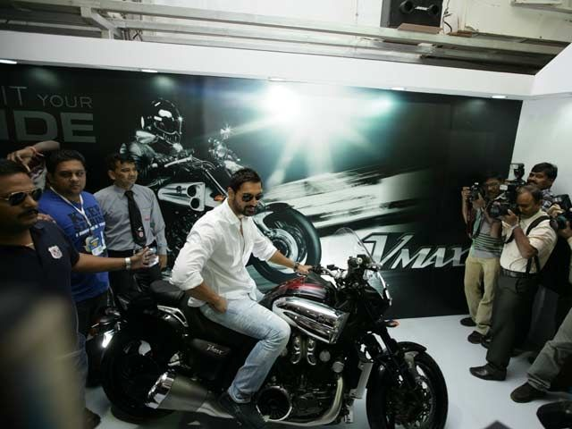 Mumbai International Motor Show 2013