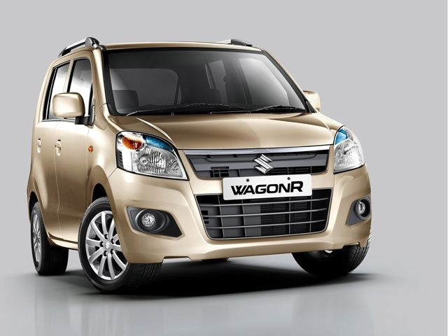 Updated Maruti Suzuki Wagon R