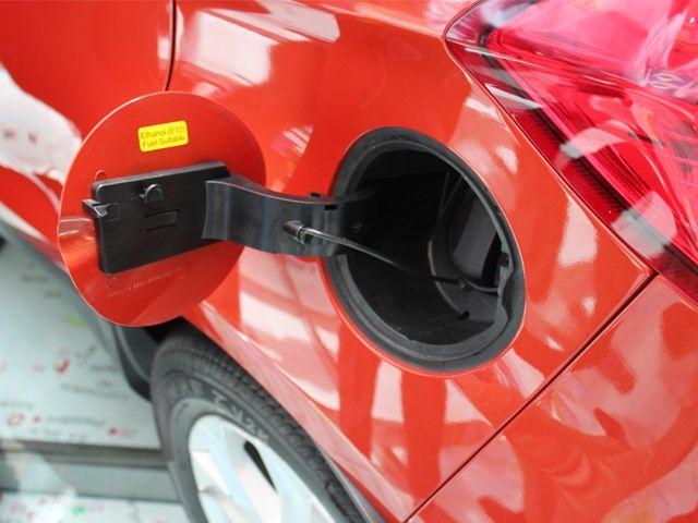 Ford EcoSport fuel filler cap
