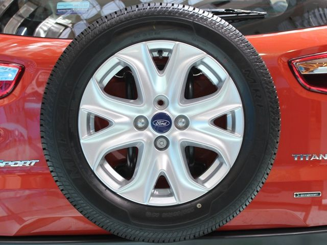 Ford EcoSport alloy wheel