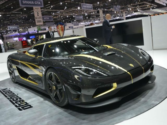 2013 Geneva Motor Show: In Pictures!