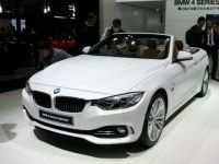 New BMW 4-Series Cabriolet