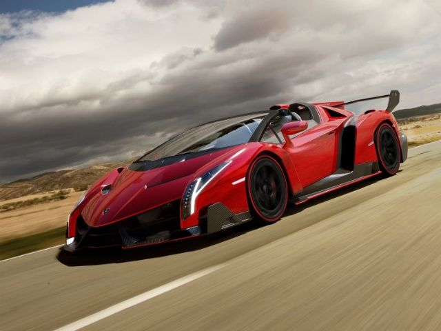 2014 Lamborghini Veneno Roadster In Pictures Slide 1