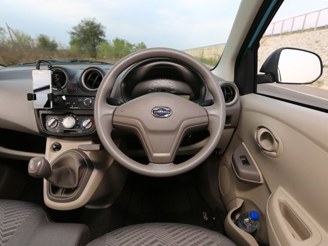 Datsun Go First Drive: In Pictures!