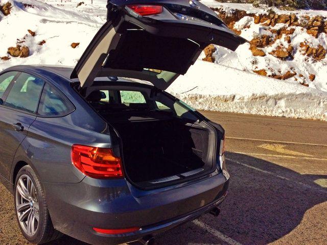 2014 BMW 3-series GT International First Drive Review