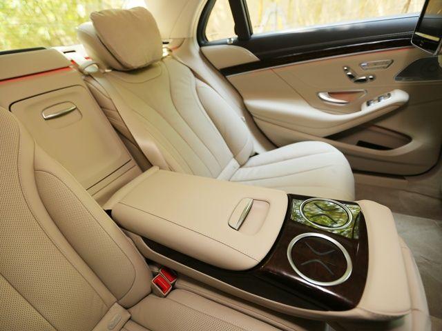 2014 Mercedes-Benz S-Class Diesel S350 CDI