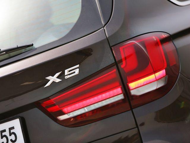 2014 BMW X5 tail-lamps