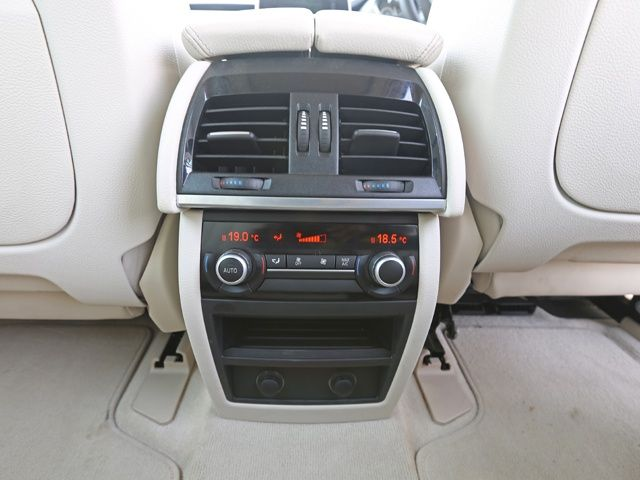 2014 BMW X5 automatic climate control