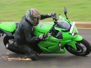 At its best: Kawasaki Ninja
