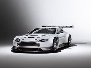 The new Aston Martin V12 Vantage GT3