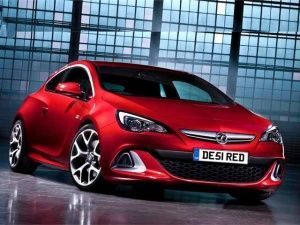 The new Astra VXR