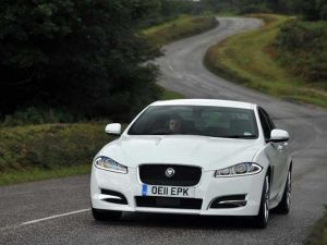Jaguar XF 11MY