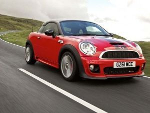 All-new MINI Coupé