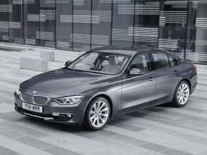 The new BMW 3 Series Saloon 328i Modern