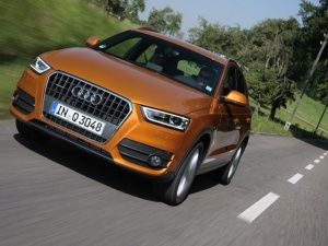 Audi Q3, First Drive in Switzerland