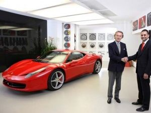 Ferrari opens its first dealership in Delhi