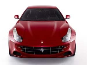 Ferrari FF Launched in India