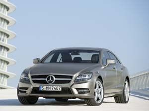 New Mercedes-Benz CLS 350
