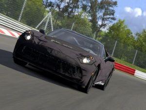 Chevrolet Corvette C7 Test Prototype in Gran Turismo 5: Video