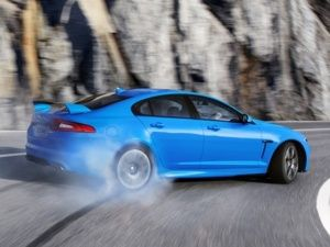 Jaguar XFR-S official video