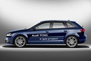 Audi etron charging system