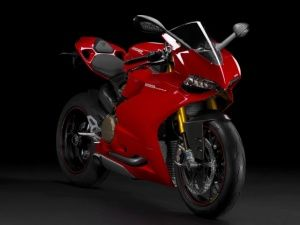 Ducati 1199 Panigale during development