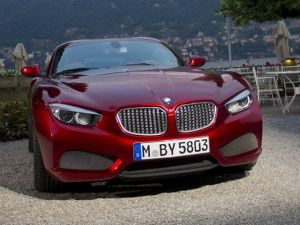 How the BMW Zagato Coupe was born Video
