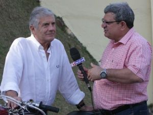 Interview with Giacomo Agostini