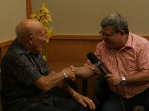 Interview with Sir Stirling Moss
