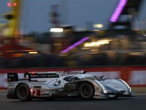 Audi wins 2013 24 Hours of Le Mans