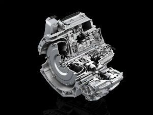 New 9-speed auto transmission from land rover