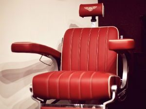 Bentley Pankhurst Barber Chair