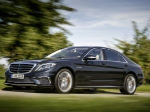 New Mercedes-Benz S65 AMG
