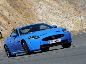The New Jaguar XKR-S Series