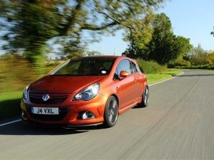 First Corsa VXR Nürburgring Edition hits UK shores