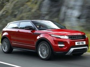 The award-winning new Range Rover Evoque