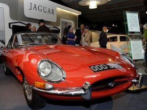 Jaguar XKE 1961 - 1975